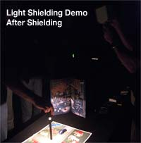 Light Shielding Demo, After