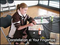 Constellation at Your Fingertips